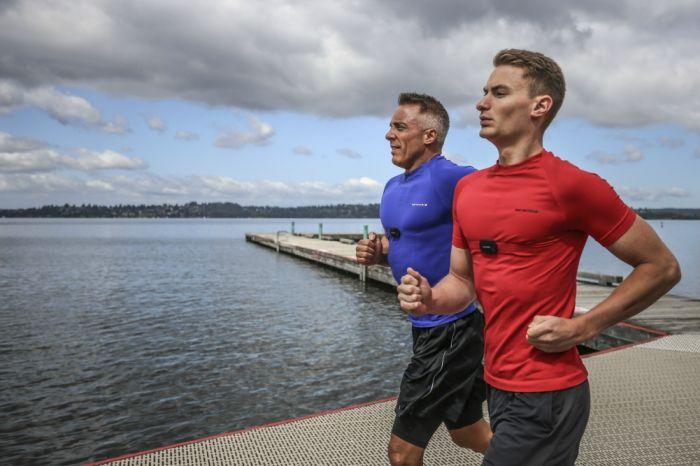Sensoria's Smart Running System