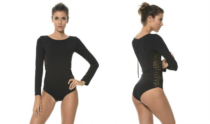 Malai Onix Long Sleeve One Piece