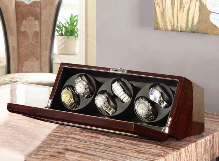 Nathan Direct Triple Watch Winder