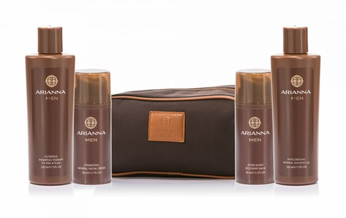 Arianna Men's Spa Collection Kit