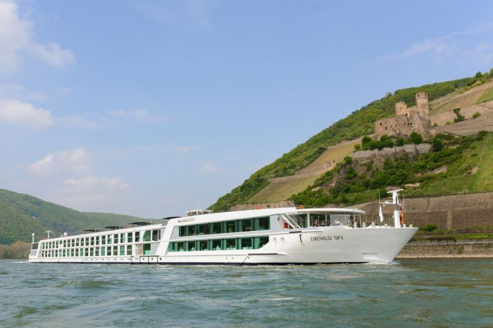 Emerald Waterways Cruise ship