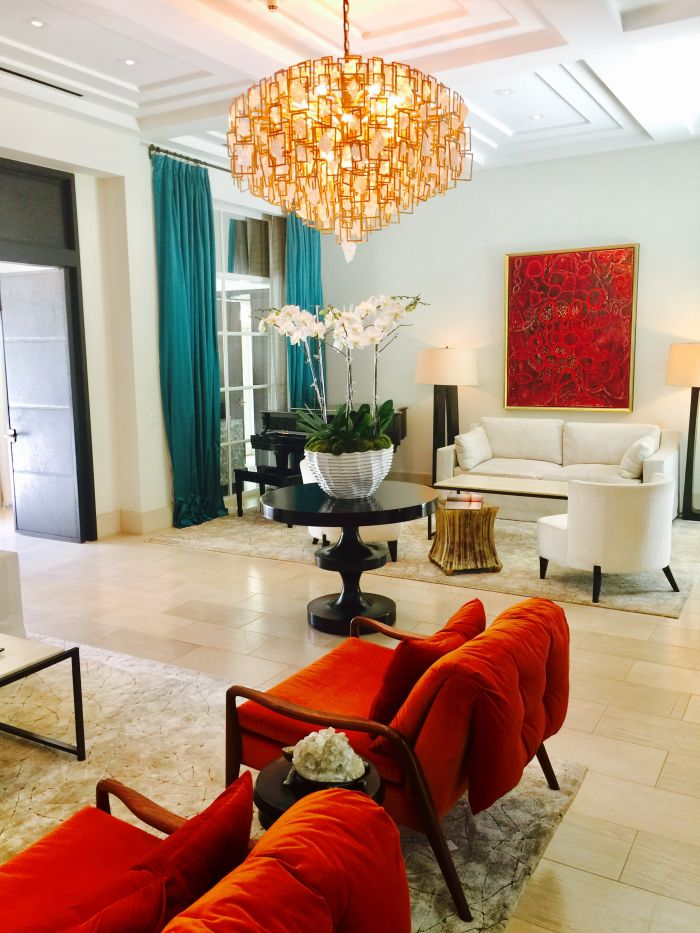 Hotel Bel Air Presidential Suite