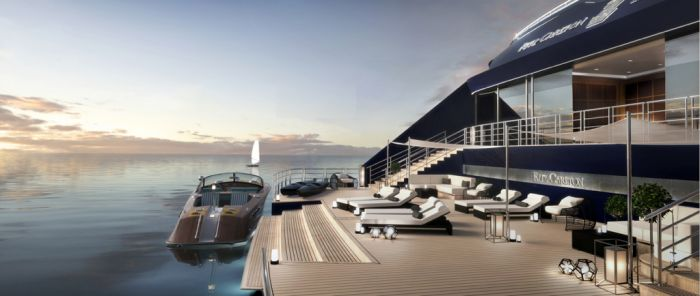 The Ritz-Carlton Yacht