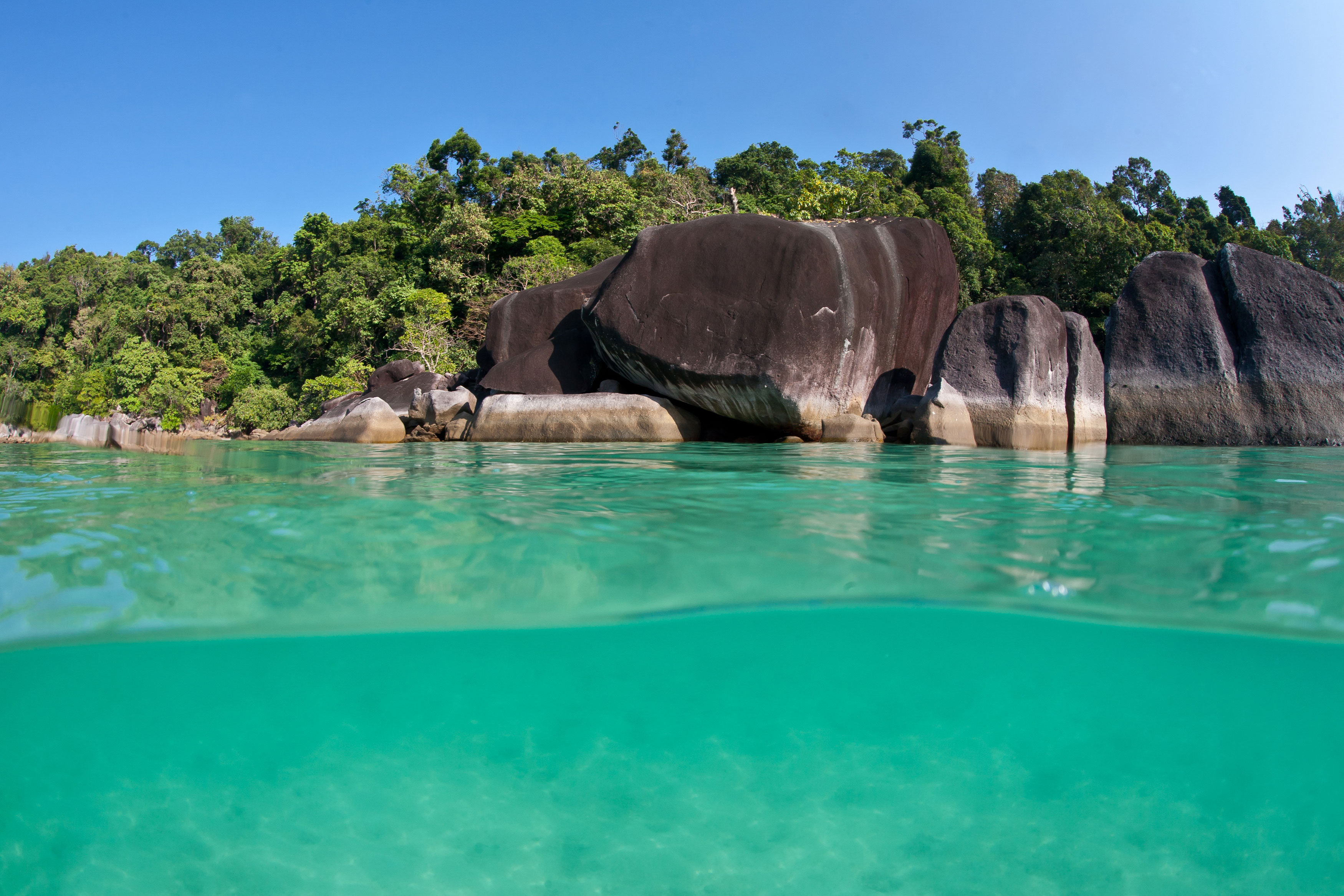 Myanmar's Mergui Archipelago