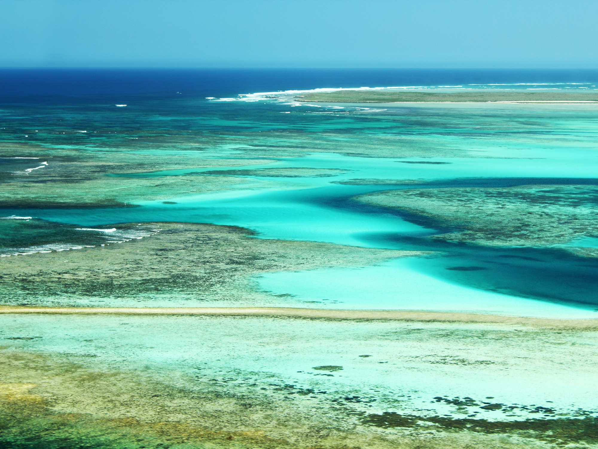 Australia's Abrolhos Islands & Rowley Shoals