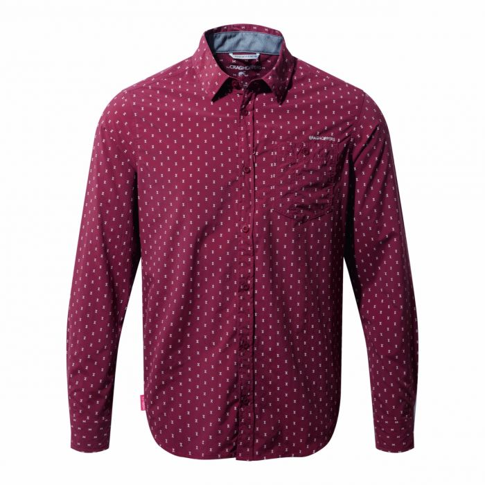 Todd Long Sleeve shirt