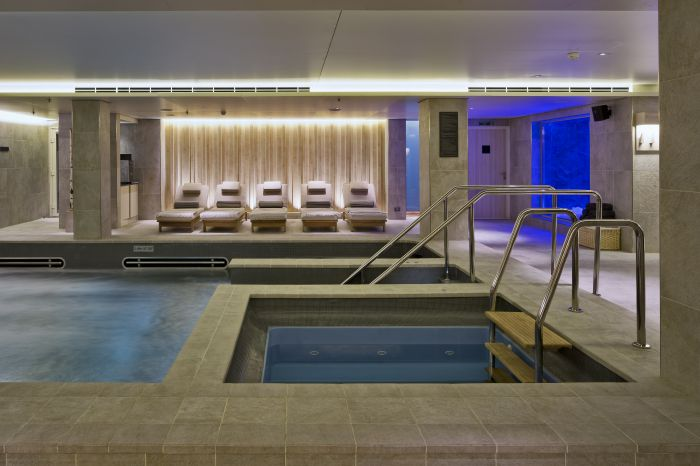 Spa and Pools, Viking Ocean Cruise