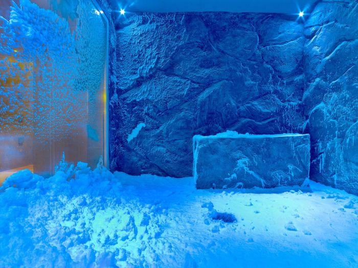 Viking Star Snow Grotto.