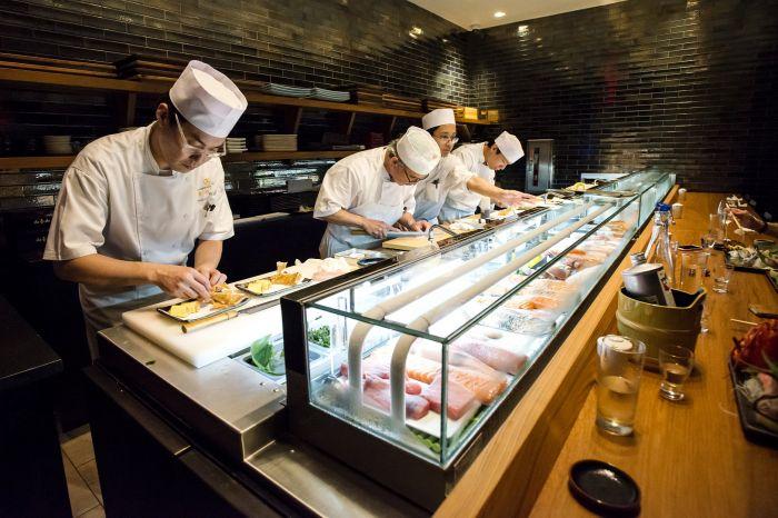 Blue Ribbon Sushi Bar & Grill Miami
