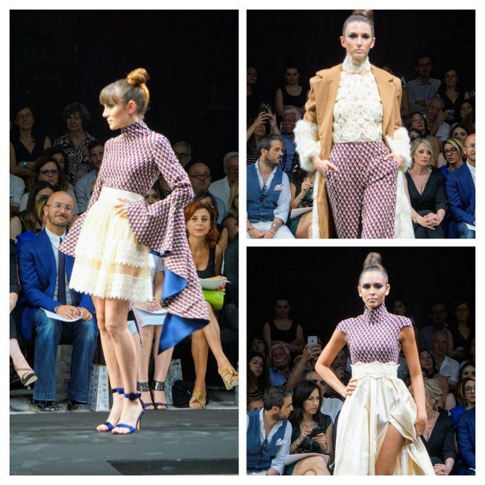 Dolce & Masala: Winner of Accademia Altieri Moda e Arte