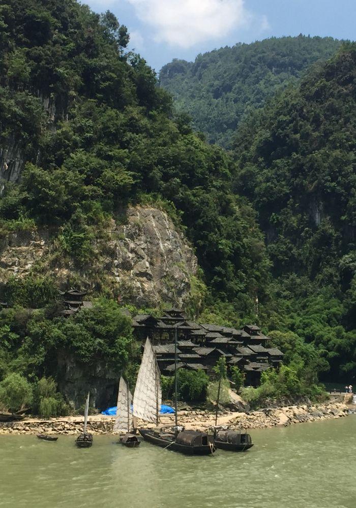 Viking Roof of the World China