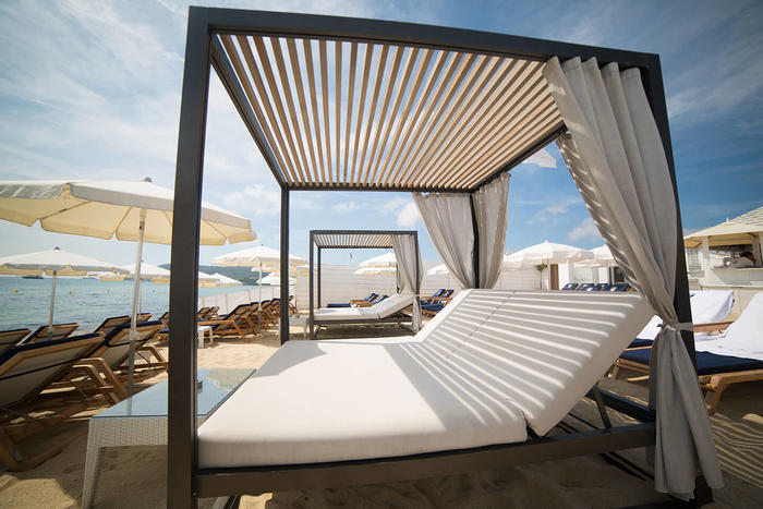Cabana Life: 5 Beach Clubs to See and Be Seen This Summer