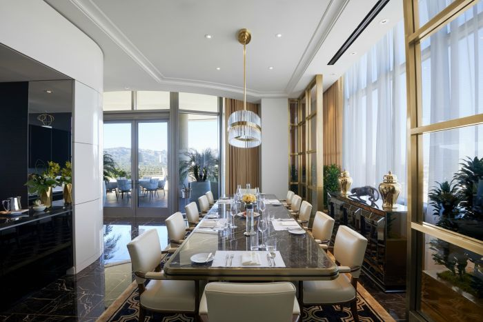 the 18 most expensive luxury hotel suites in los angeles