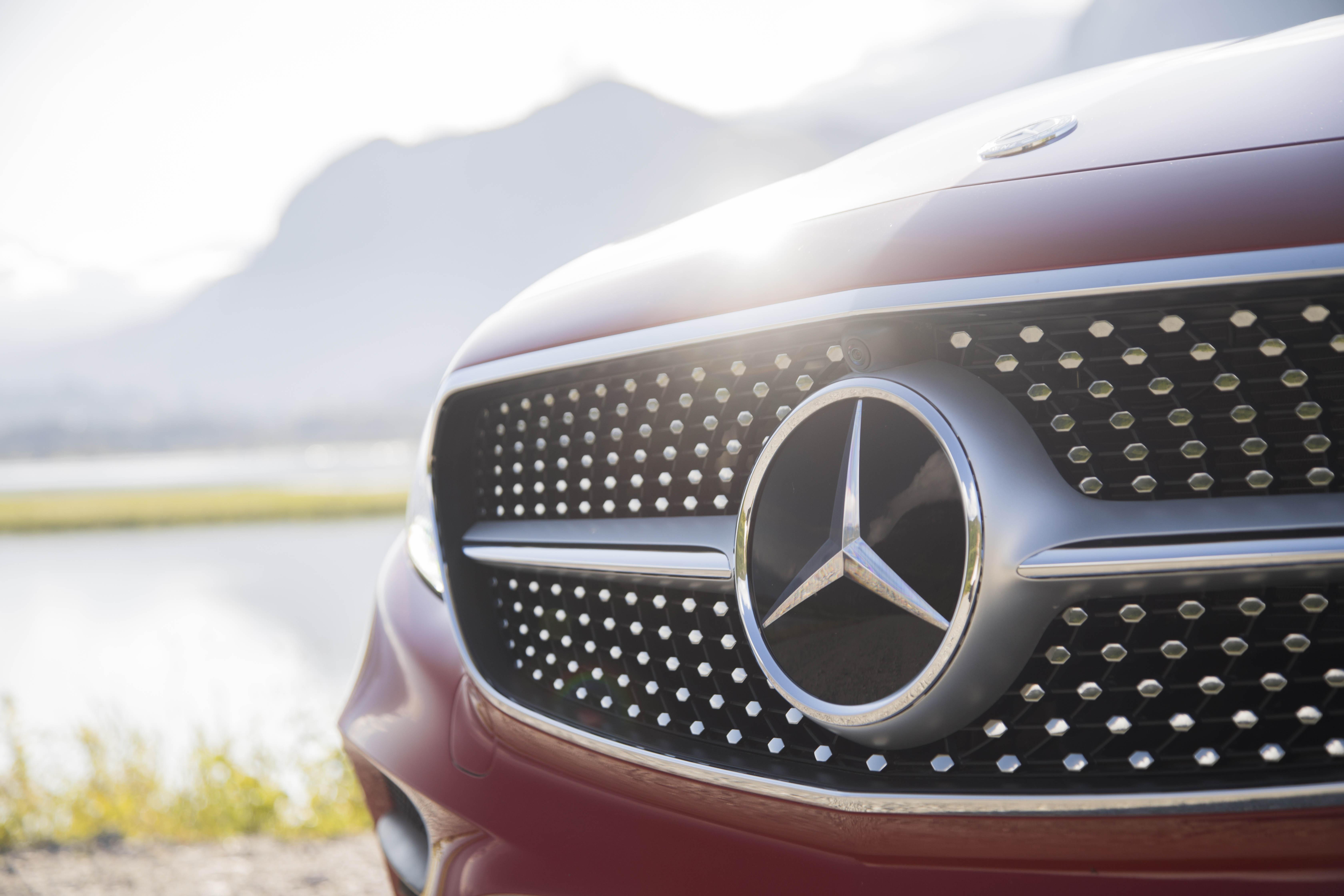 2018 Mercedes E-Class Coupe