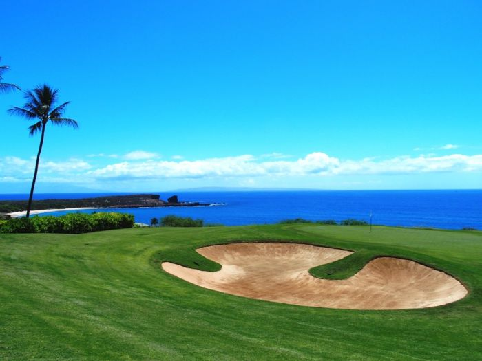 Lanai Luxury Golf
