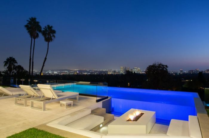 $38M Beverly Hills Mansion Delivers Luxury On Every Level