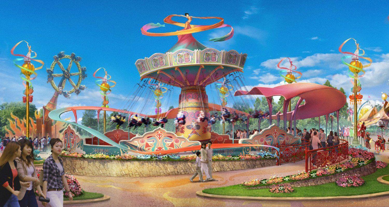 Bollywood Theme Park Comes To Dubai