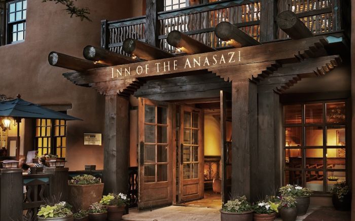 Rosewood Inn Of The Anasazi Is The Perfect Duet With Santa Fe Opera