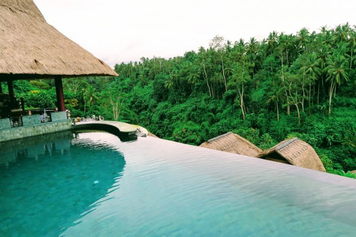 ubud instagram guide from iconic infinity pools to eco luxe treehouses. Black Bedroom Furniture Sets. Home Design Ideas