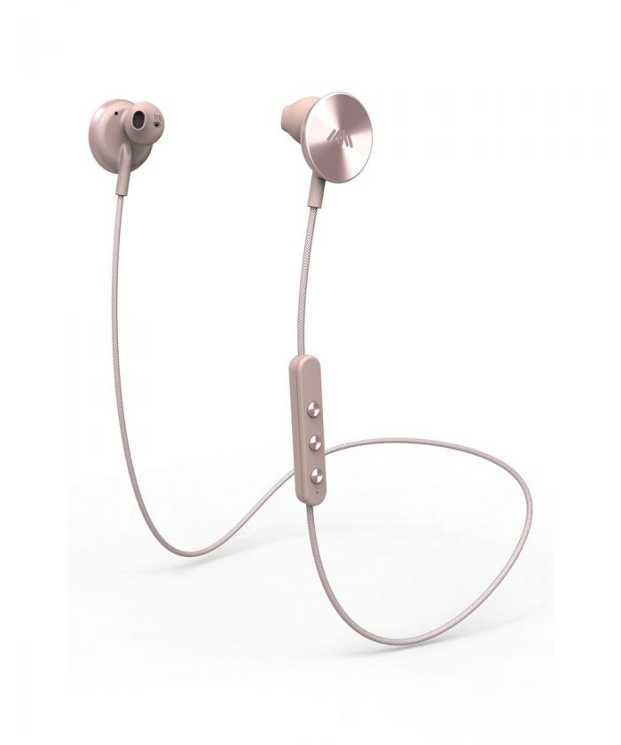 Buttons Bluetooth Headphones