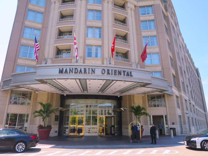A Stay At The Mandarin Oriental Washington D C A