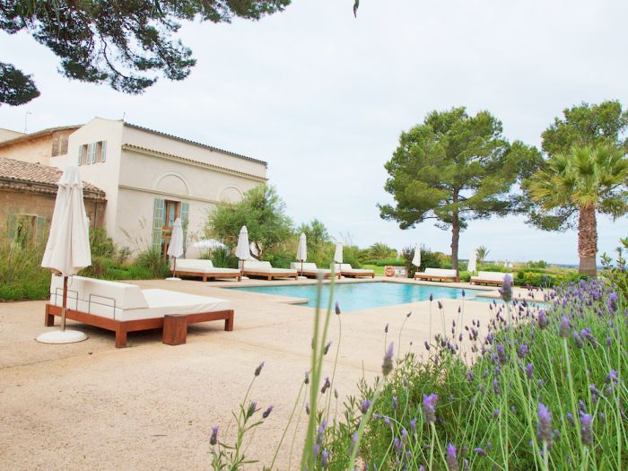 Head to Font Santa Hotel Thermal Spa & Wellness for a Thermal Retreat Deep in the Mallorcan Countryside