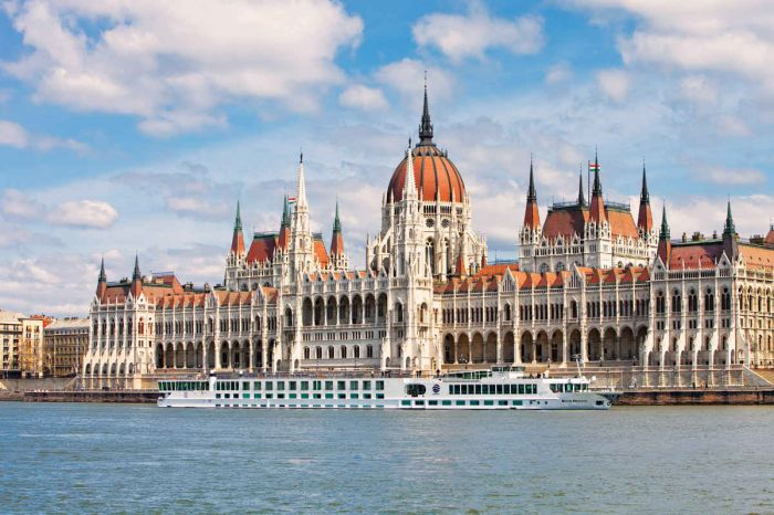 A Bon Voyage From Bucharest To Budapest Uniworlds Danube River - Danube cruise