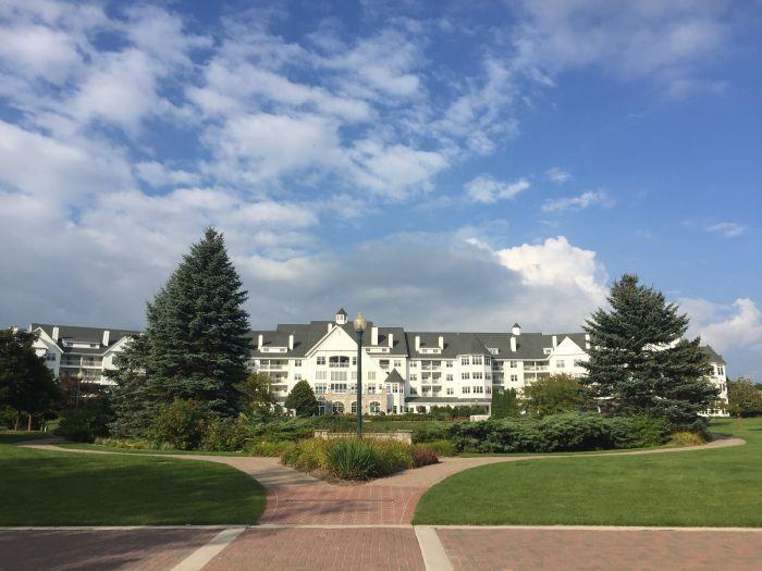 Elkhart Lake Osthoff Resort