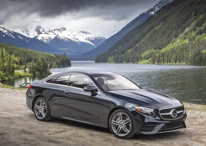 the all new 2018 mercedes e class coupe is the essence of modern luxury. Black Bedroom Furniture Sets. Home Design Ideas