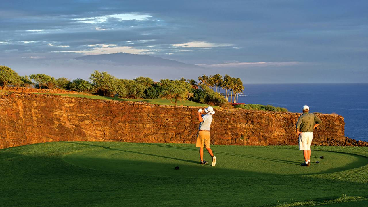 Leisure Bay Spas >> Lanai's Manele Golf Course Could Be the Most Heavenly ...