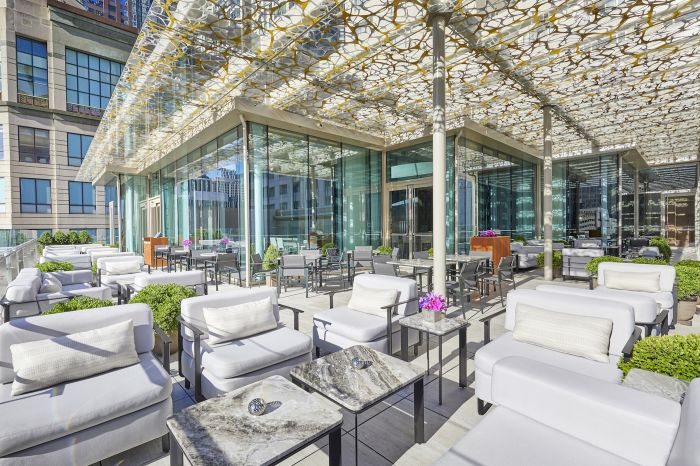 The Peninsula Chicago Opens New Globally Inspired Rooftop