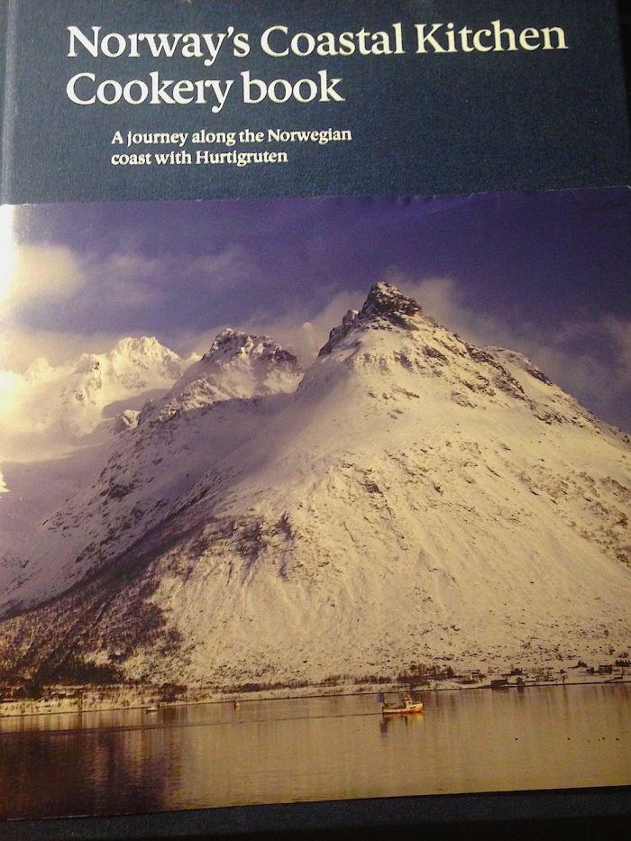 Norwayu0027s Coastal Kitchen Cookery Book A Taste
