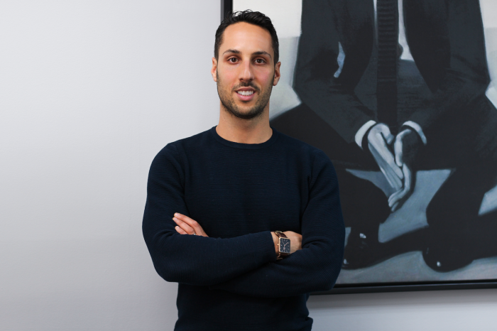 How Entrepreneur Marc Smouha Turned His Passion For Watches Into Nyc Inspired Line
