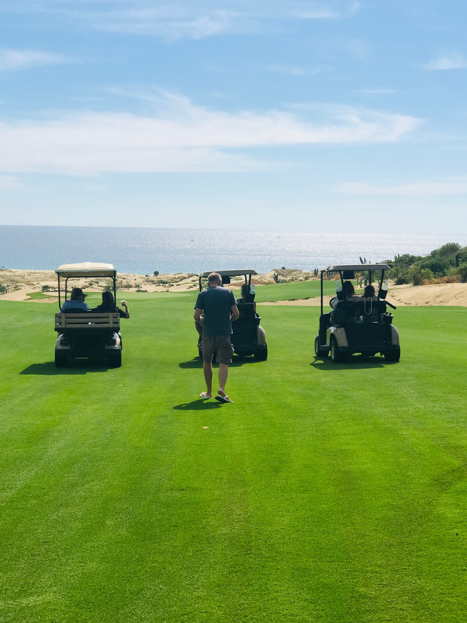 The Most Spectacular Golf Course in Cabo San Lucas