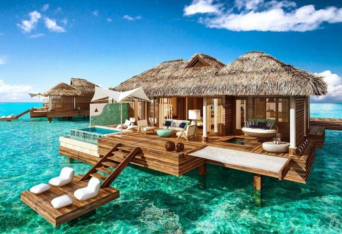 d17278913 Jamaica Over Water Destination Wedding