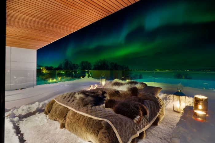 Travel Off The Map To Experience The Northern Lights While