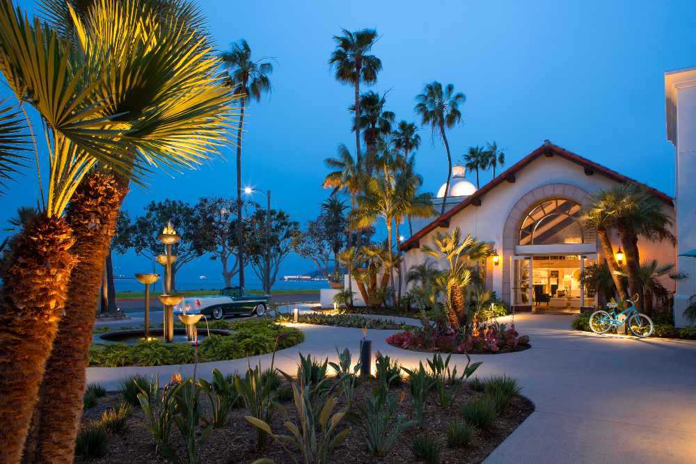 Casual Luxury at Kona Kai Resort & Spa on Shelter Island
