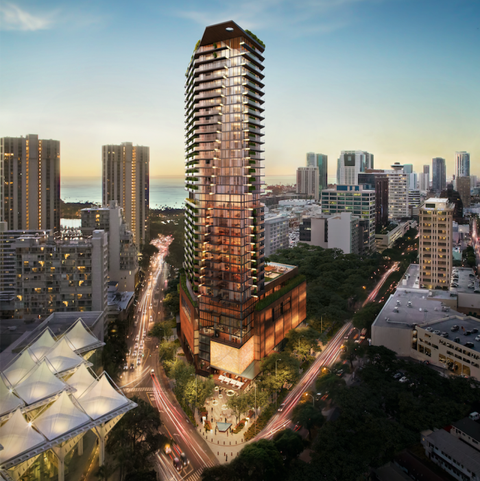 Introducing the New Face of Luxury, The Mandarin Oriental Hotel and Residences, Honolulu