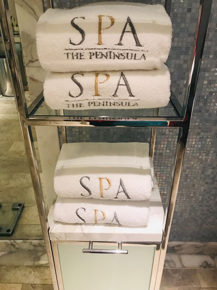 The Newly Refreshed Spa at The Peninsula Beverly Hills