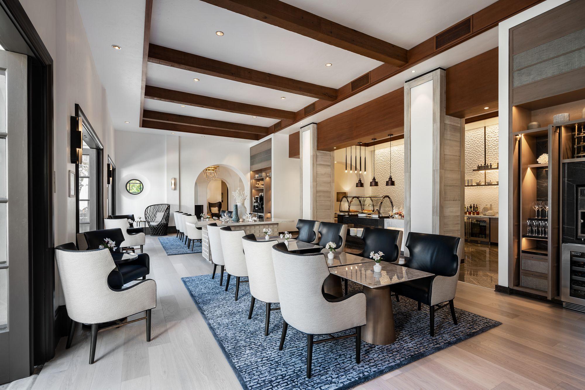 A New Club Lounge Elevates The Ritz-Carlton Bacara, Santa Barbara Experience