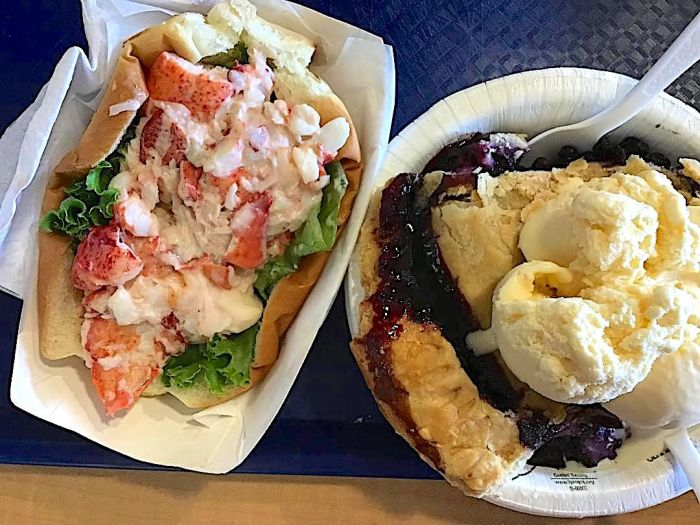 Taking A Satisfying Bite Out Of Portland, Maine
