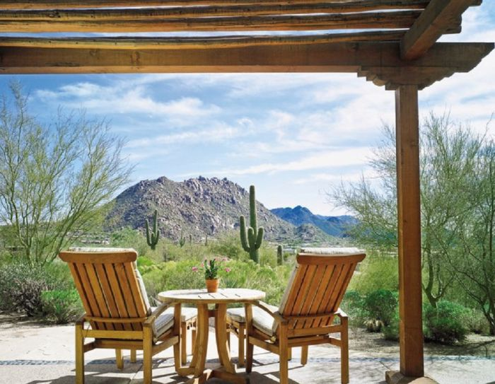 The Four Seasons Resort Scottsdale At Troon North Is A True Desert Oasis
