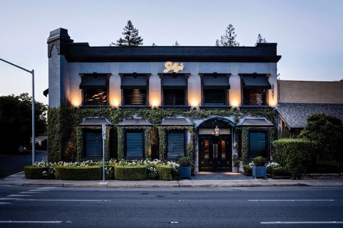 Atherton Ca Selby S Elevates The South Bay Dining Scene