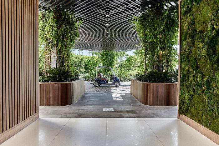 Palazzo Della Luna: Biophilic Design on Fisher Island, Florida