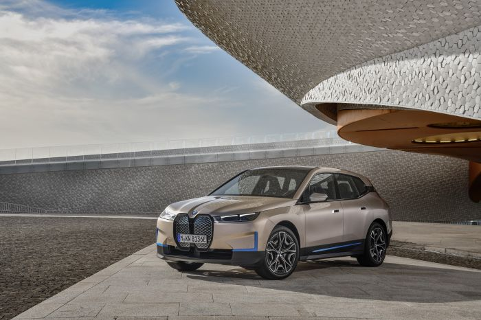 Meet BMW iX - The Next-Generation Flagship EV SUV
