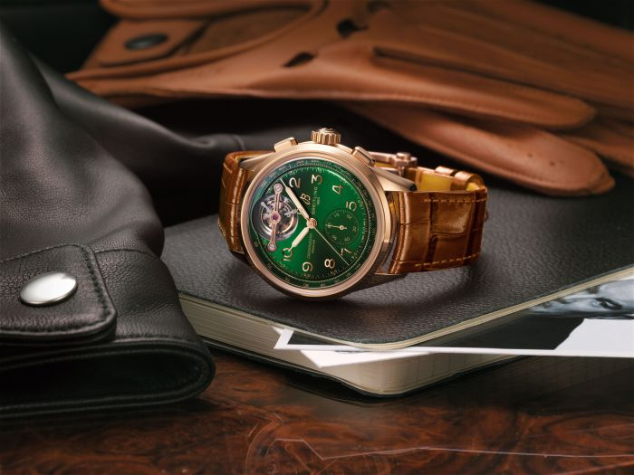 Breitling And Bentley Partner To Create A Striking Limited Edition Chronograph Tourbillon post thumbnail image