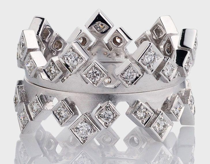 Medichi Ring by BG Art