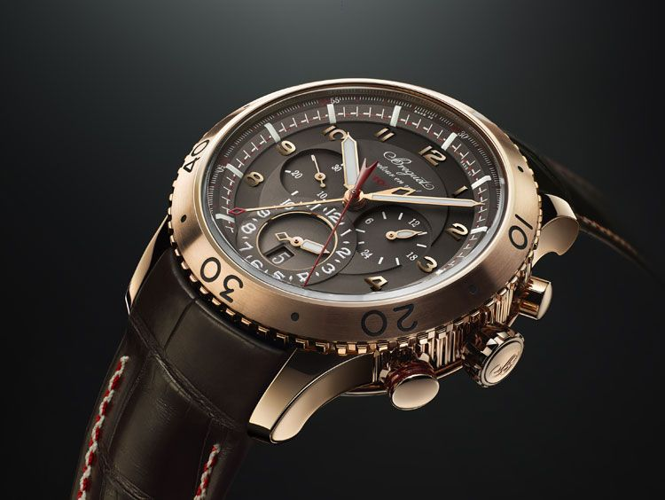 breguet Type XXII rose gold