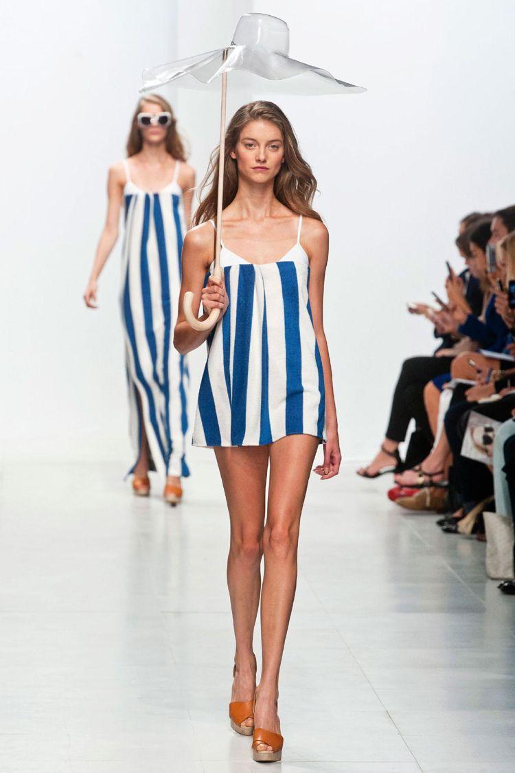 Chalayan RTW Spring 2014 at paris fashion week