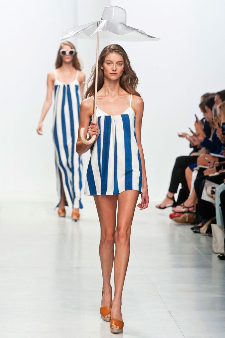 Chalayan RTW Spring 2014 at paris fashion week